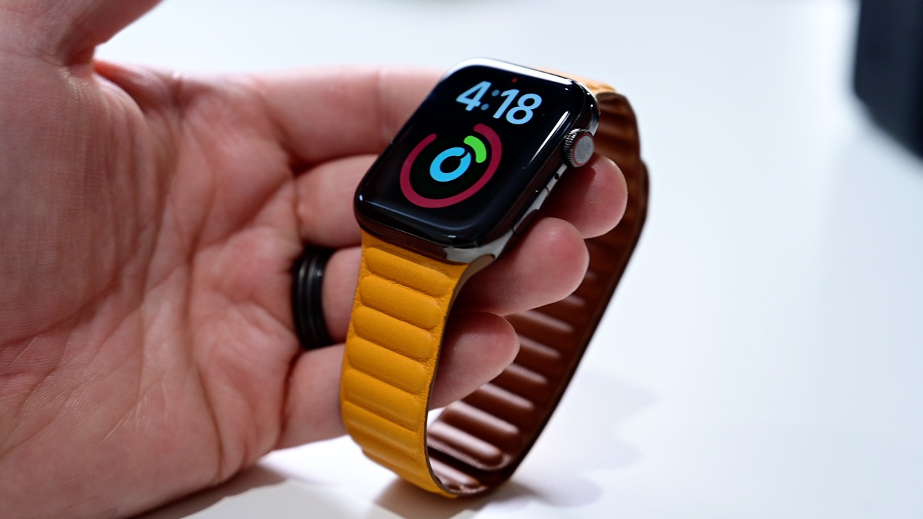 I love the new Leather Link bands