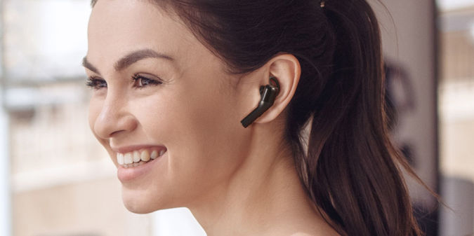 TREBLAB X5 True Wireless Bluetooth Earbuds