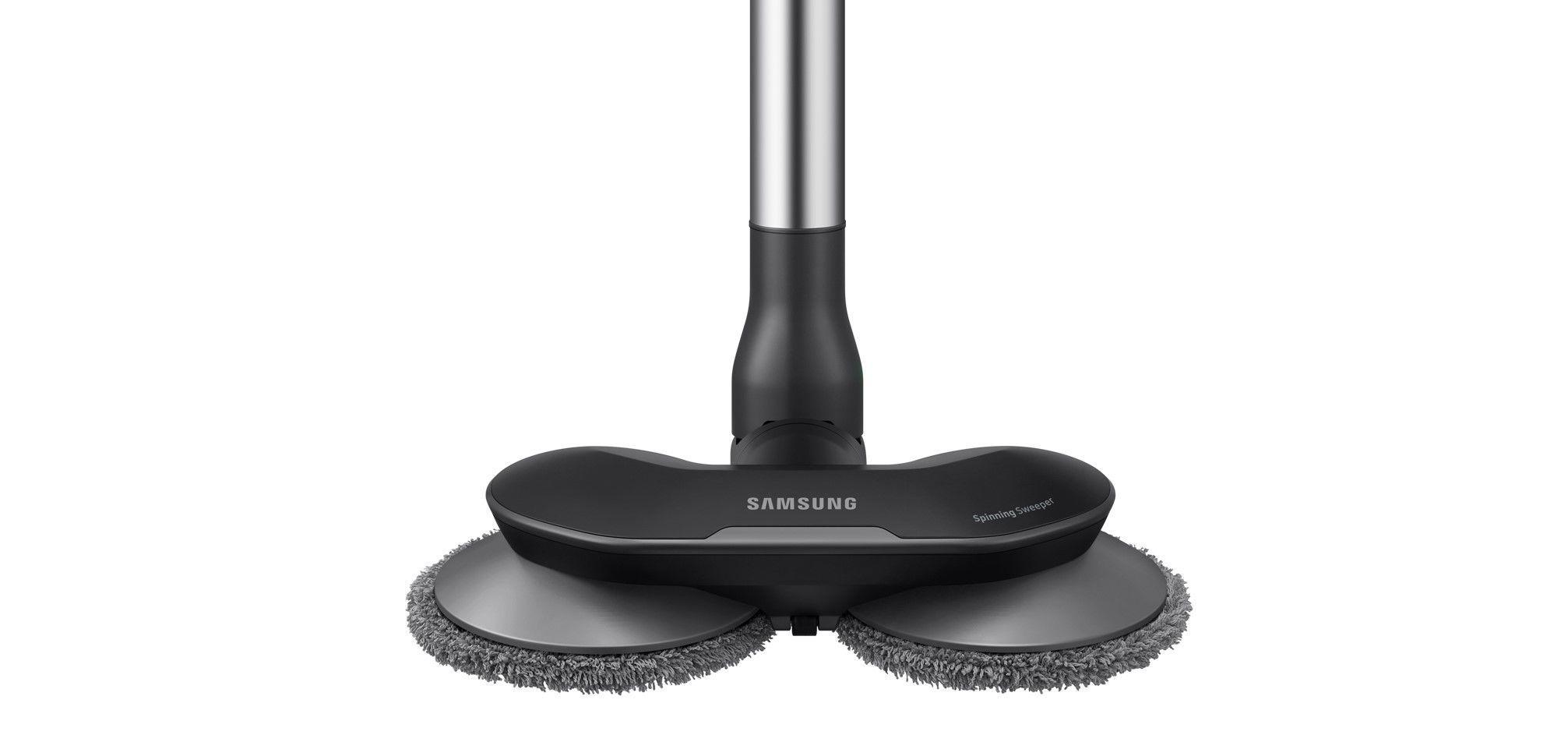 Powerstick Jet spinning mop attachment