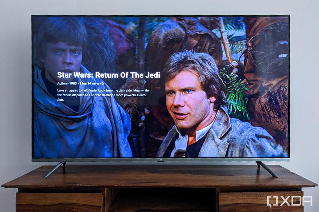 Xiaomi Mi QLED TV 4K 55 inch display HD