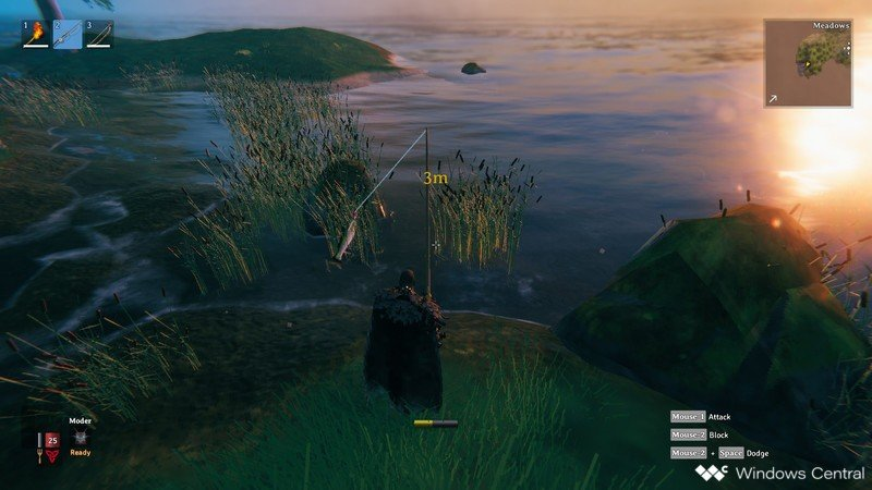 Valheim Fishing