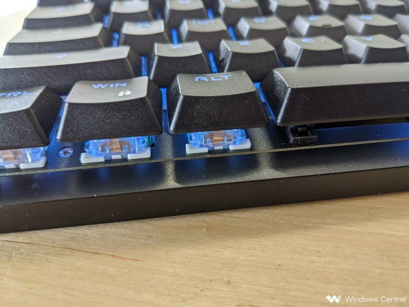 Gk82 Blue Switches