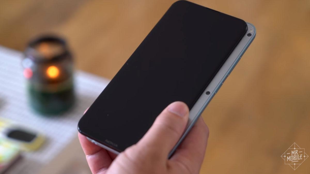 Nokia N95 reboot Michael Fisher
