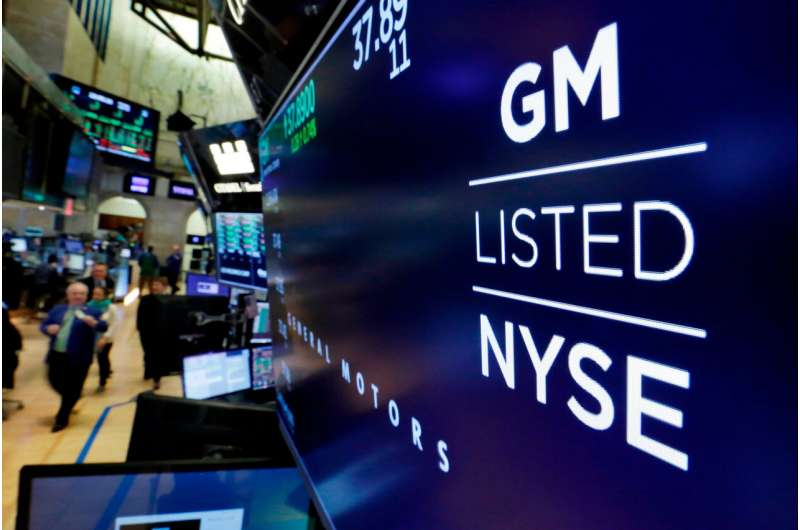 GM 2020 profit drops, but it makes $6.43B despite pandemic