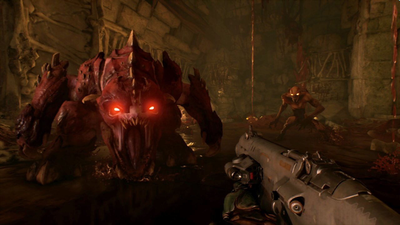 Doom Switch Screenshot