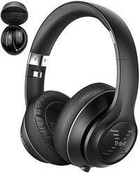 Tribit Xfree Tune Wireless Headphones Cropped