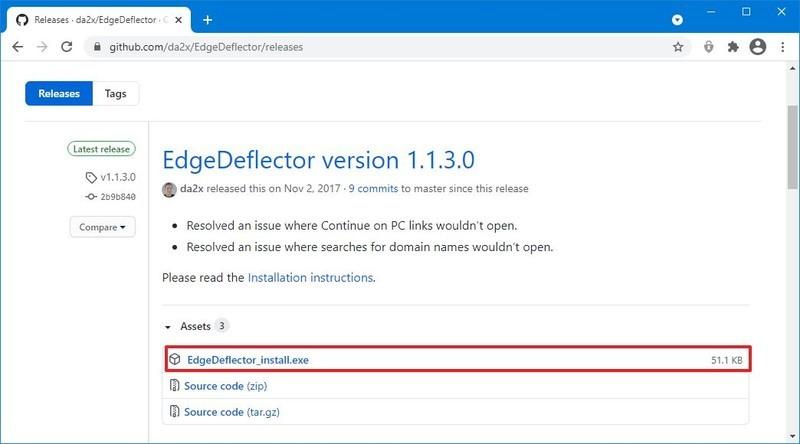 EdgeDeflector download