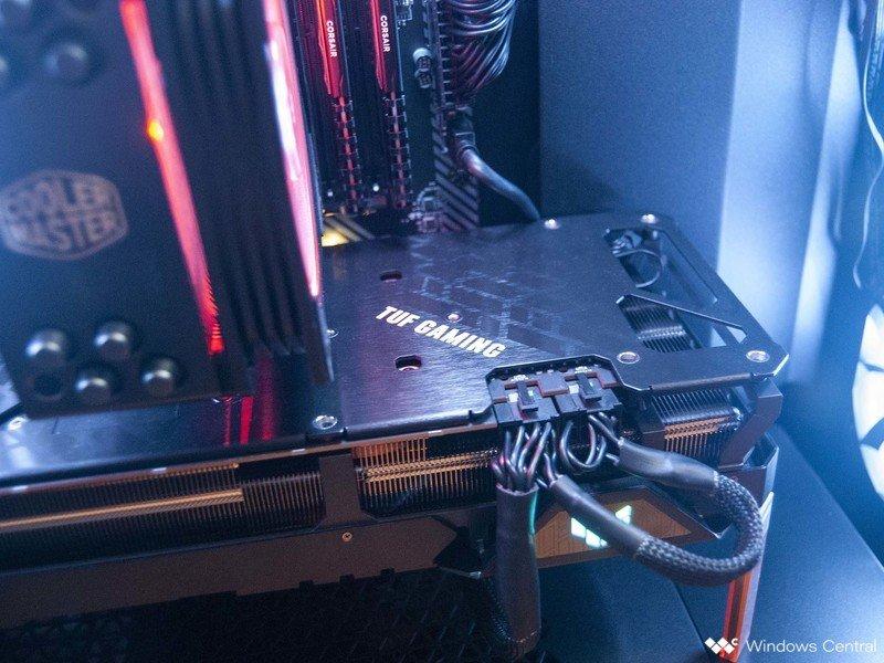 Amd Radeon Rx 6800 Asus Tuf Backplate