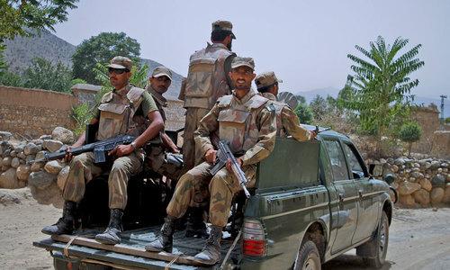 Return of militancy