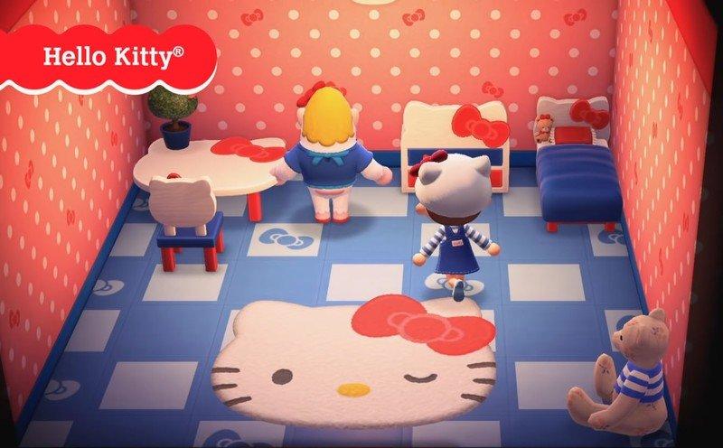Acnh Sanrio Hello Kitty