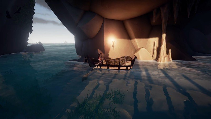 Sea Of Thieves Rowboat