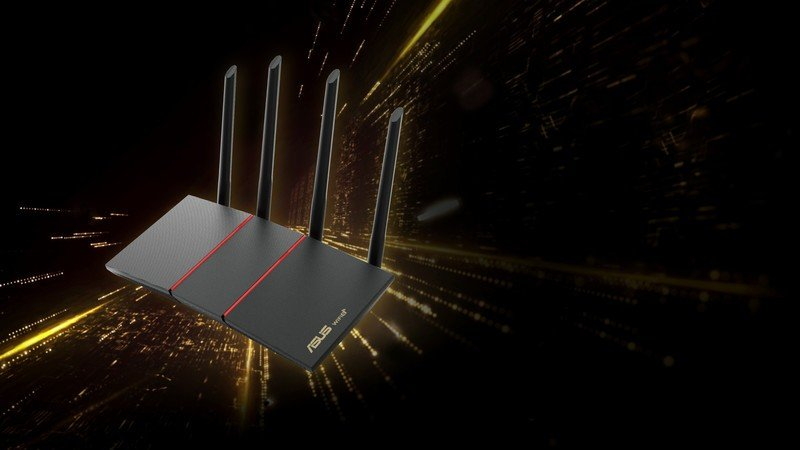 Asus RT-AX55 Wi-Fi 6 Router