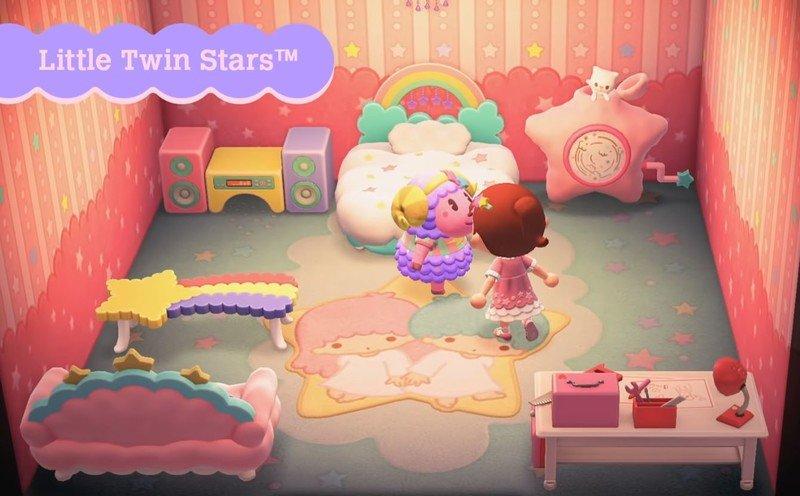 Acnh Sanrio Little Twin Stars