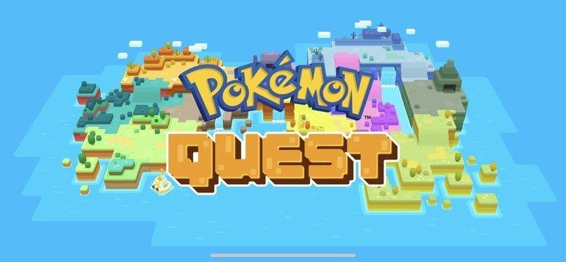 Pokemon Quest Screenshot