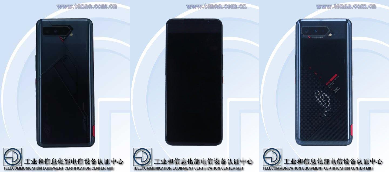 ROG Phone 5 TENAA