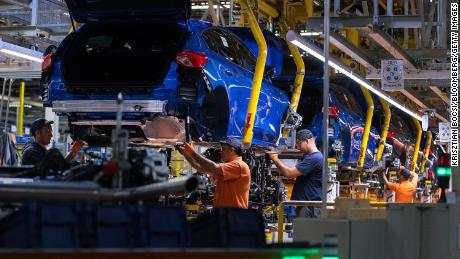 Ford closes German plant for 1 month as global chip crisis worsens