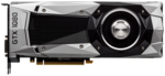 NVIDIA GeForce GTX 1080 SE Crop