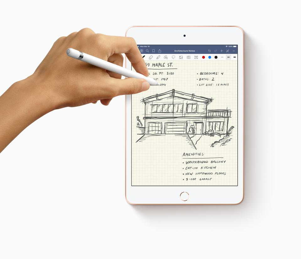 The latest iPad mini
