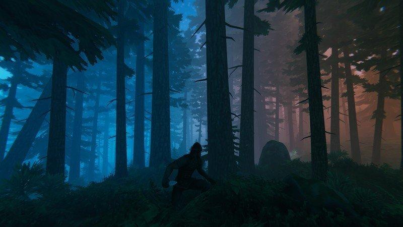 Valheim Black Forest Sneak
