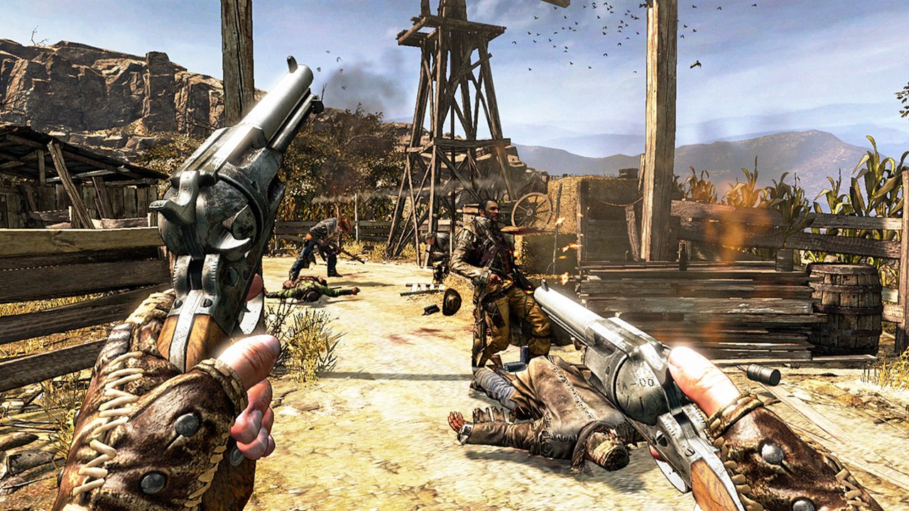 Call Of Juarez Gunslinger Switch