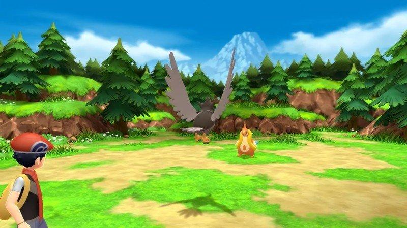 Pokemon Brilliant Diamond Shining Pearl Battle Floatzel