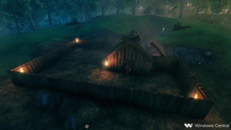 Valheim Small House