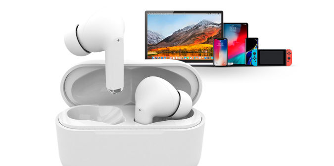 Xpods Pro True Wireless Earbuds + Charging Case