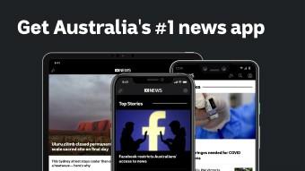 Get Australia's #1 news app