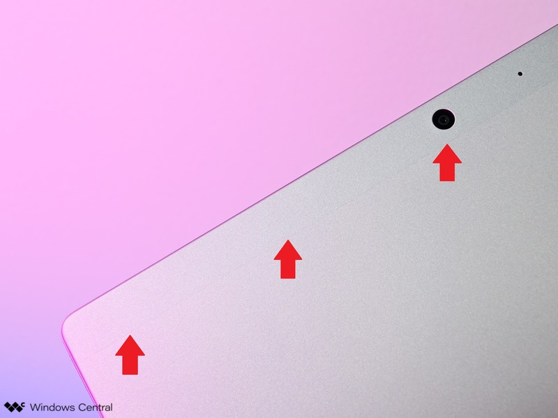 Surface Pro 7 2021 Lte Antenna