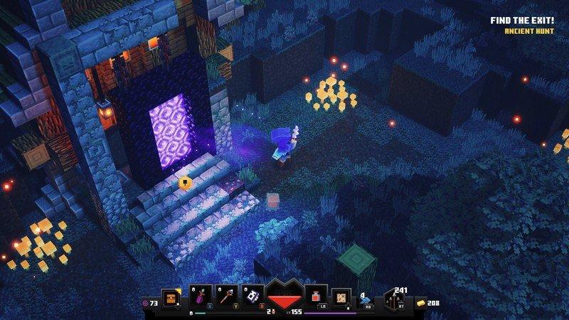 Minecraft Dungeons Ancient Hunt