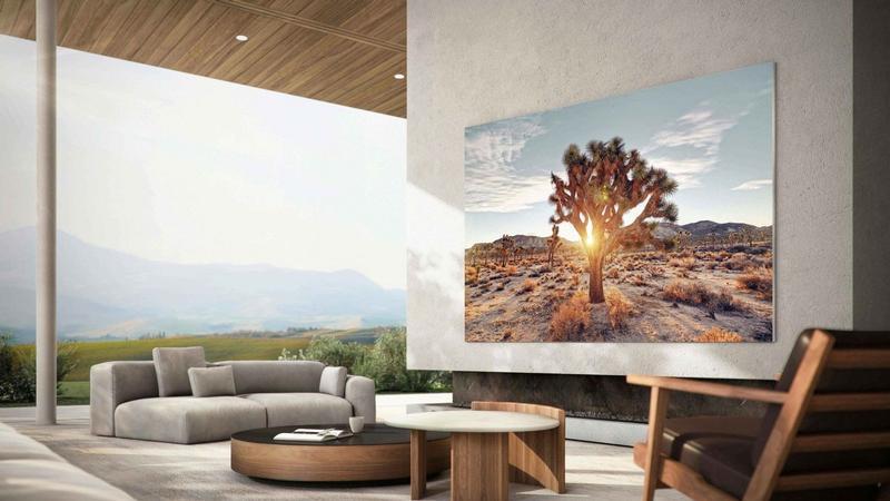 Samsung Micro-LED TV