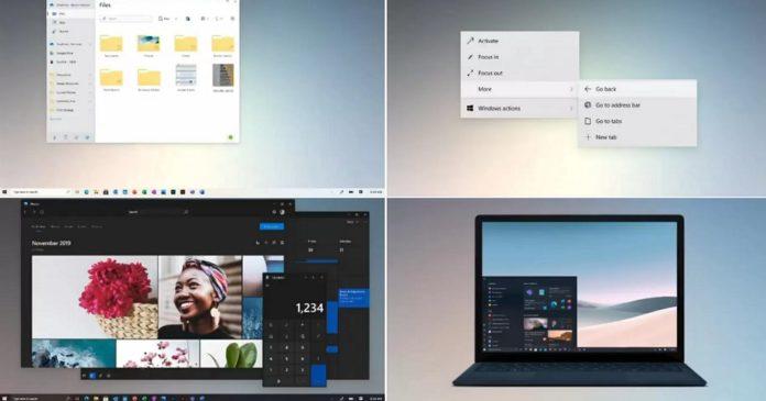 New Windows 10