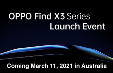 OPPO to launch its first end-to-end one billion colour smartphone — OPPO Find X3 Pro on March 11th 2021