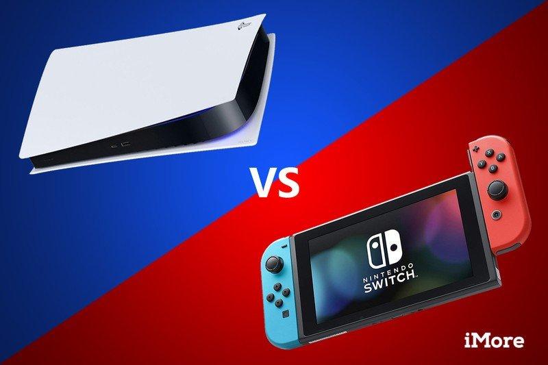 Ps5 Vs Nintendo Switch Vs