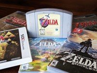 The definitive ranking of every Legend of Zelda game