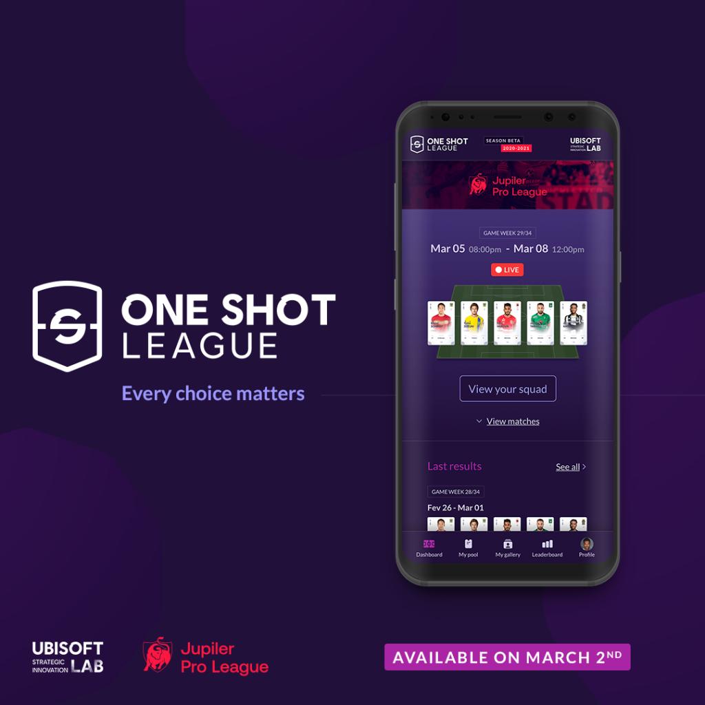 Ubisoft's One Shot League