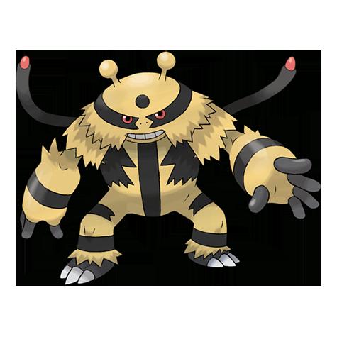 Pokemon 466 Electivire