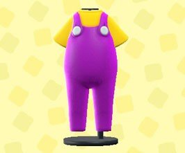Acnh Mario Update Wario Outfit