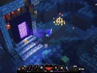 I can't get enough of Minecraft Dungeons right now