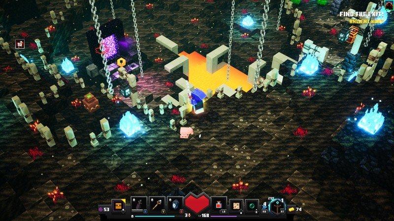 Minecraft Dungeons Soul Sand