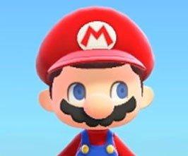 Acnh Mario Update Mario Stache