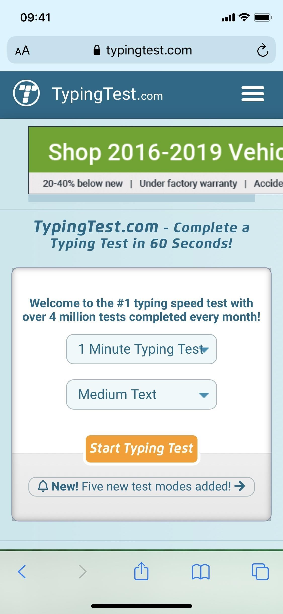How Fast Can You Really Type on Your iPhone? Take These Tests to Find Out