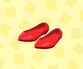 Acnh Mario Update Peach Shoes