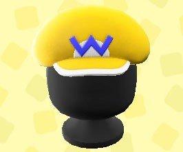 Acnh Mario Update Wario Hat