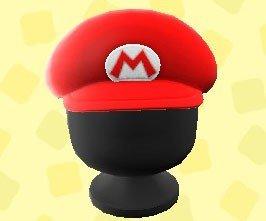 Acnh Mario Update Mario Hat
