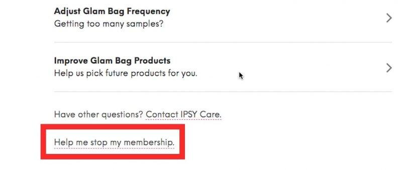 How to Cancel Ipsy Membership - Stop Membership