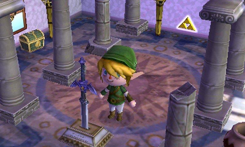 Acnl Zelda Items