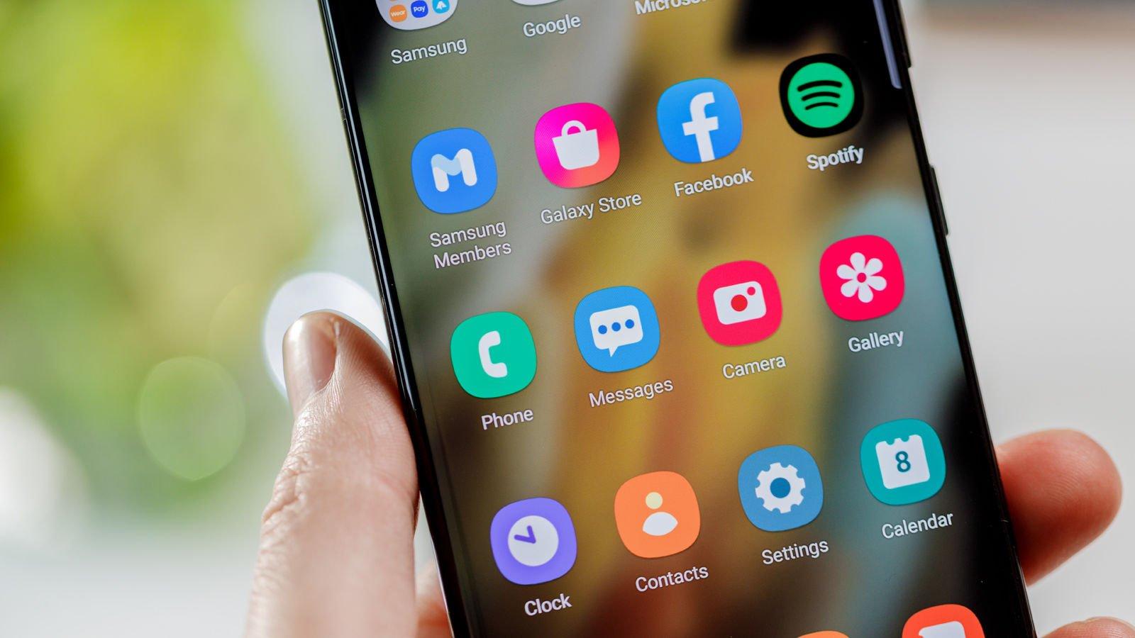 Samsung Galaxy S21 Ultra One UI