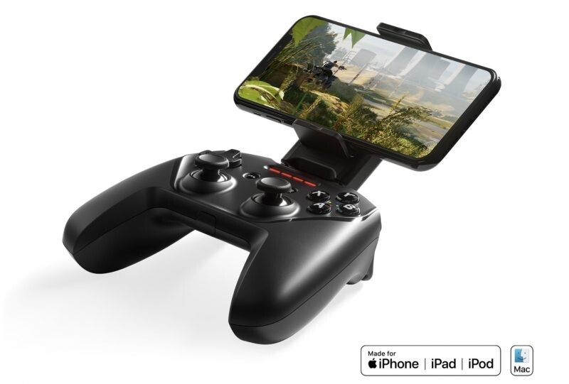 Best Gamepad for iPhone SteelSeries Nimbus+