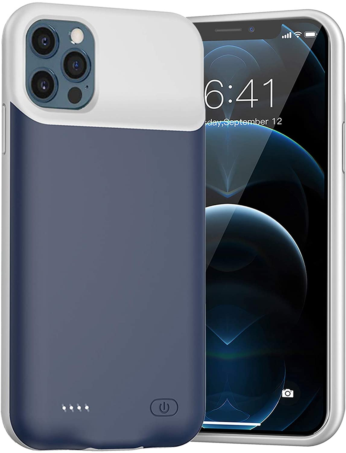 Euhan Battery Case For Iphone 12 Pro Max